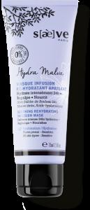 Masque Infusion Ré-hydratant Apaisant Hydra Malva - Soins Naturels Visage - Saève Paris