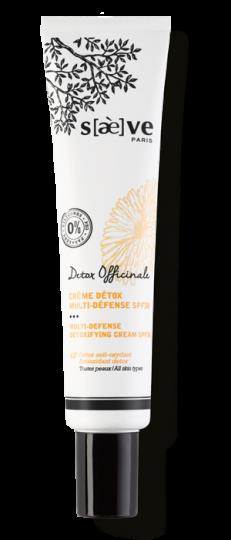 Crème Détox Multi-défense SPF30